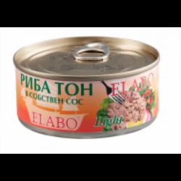 риба тон Elabo в собствен...