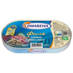 скумрия Diavena филе рибна...