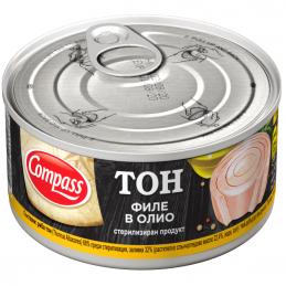 риба тон Compass филе в...