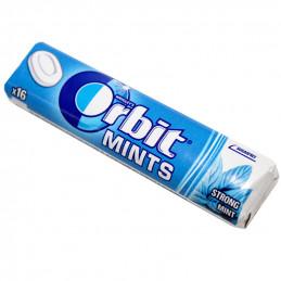 бонбони Orbit strong mint...
