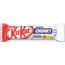 десерт KitKat Chunky бял 40гр