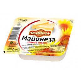 майонеза Олинеза с топено...