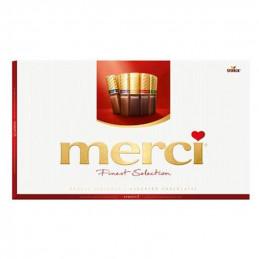 бонбони шоколадови Merci 400гр