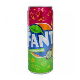 напитка газирана Fanta...