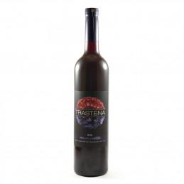 вино червено Трастена...