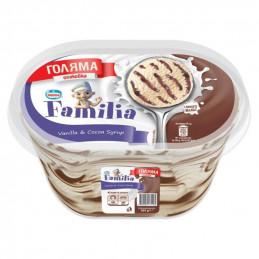 сладолед Familia ванилия с...