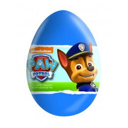 яйце шоколадово анимационни...