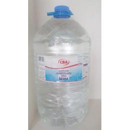 вода минерална натурална...