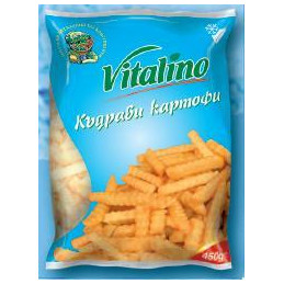 картофи Vitalino къдрави...