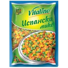 микс Vitalino испански...
