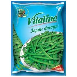 фасул зелен Vitalino 450гр...