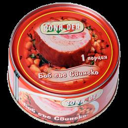 боб със свинско Bona Dea 300гр
