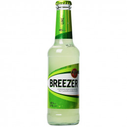 bacardi Breezer лимон 275мл