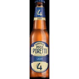 бира Angelo poretti Lager 4...