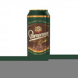 бира Staropramen тъмно 4.4-...