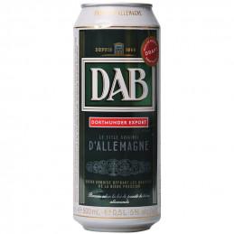 бира DAB 5.0- кен 500мл