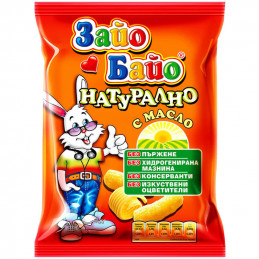 пръчици пшенични Зайо Байо...