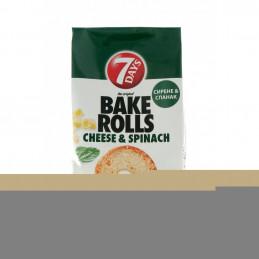 сухари Bake rolls спанак 70гр