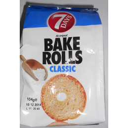 сухари Bake rolls натурален...