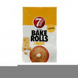 сухари Bake rolls сирене 70гр