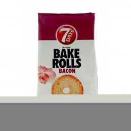 сухари Bake rolls бекон 70гр