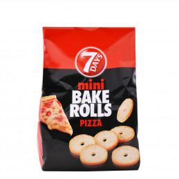 сухари Bake rolls мини пица...
