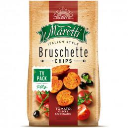 брускети Maretti домати,...