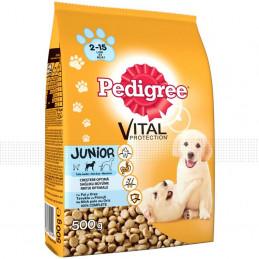 суха храна за кученце...